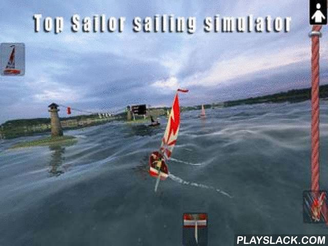 Top Sailor Sailing Simulator  Android Game - playslack.com , Top Sailor sailing simulator is an outstanding down-to-earth game that will let you learn all the minutest information of yachting. This simulator will let you feel yourself a captain of an atomic tube. Wisely use the strength of loop and its path to leave your competitors behind. The quality stage may be set by choosing  the stage of abilities of other people. In command to triumph you will have to watch the tube walk to dodge its…