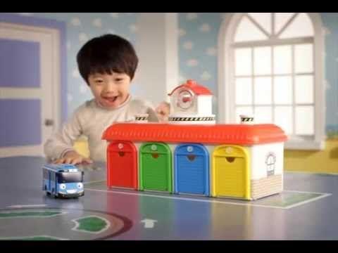 Tayo The Little Bus Finger Family Song | Dady Finger Song For Children - YouTube