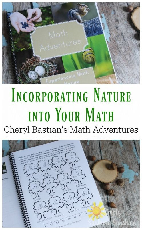 Incorporating Nature into Math