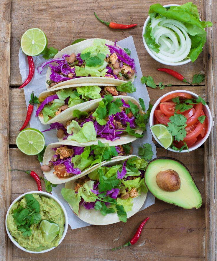 I'm yet to find someone that doesn't like tacos! They are so versatile and satisfying, and you can pretty much make a taco using whatever is in your fridge or cupboards! I like my tacos…