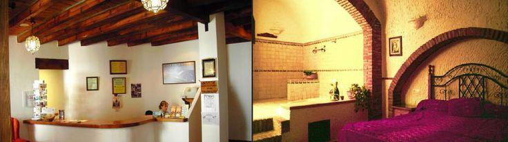 Oferta en Cuevas Pedro Antonio de Guadix http://www.chollovacaciones.com/CHOLLOCNT/ES/chollo-hotel-cuevas-pedro-antonio-de-alarcon-oferta-guadix.html