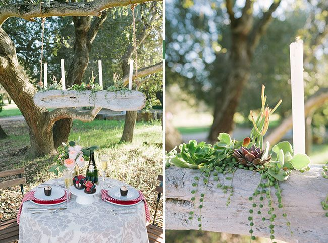 Do you love succulents and drfitwood? If so, I think you're going to love today's DIY from our DIYcontributors,Going Lovely. This is a perfect way to bring some rustic elegance to your reception tables, dessert table, or maybe even for your ceremony! So many ways to use this fun idea, so let's see how to...