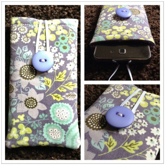 Handmade Mobile Phone Case Tutorial