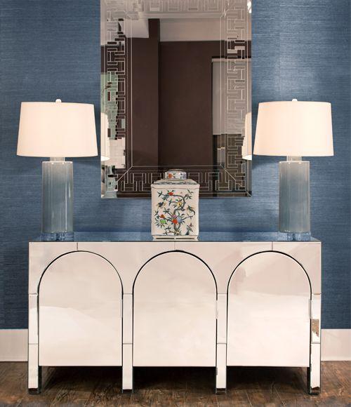 Media Console // Bungalow 5 Furniture | Storage Shelving | GIORGIO LARGE  STORAGE CABINET,