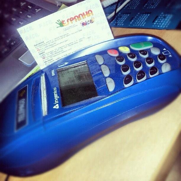 Aceitamos todos os Cartões de Crédito  www.espanhafacil.com