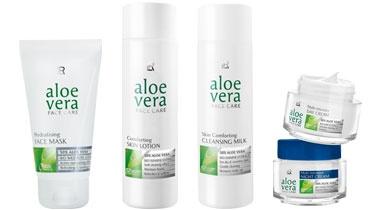 LR Aloe Vera Face Basic Set