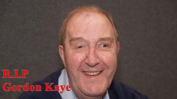 Gordon Kaye RIP CHRISTOPHER STEVENS pays tribute _ Breaking NEWS https://youtu.be/iJYFwMs2mr0