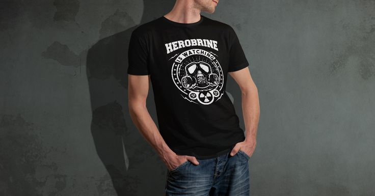 See this #AmazonGiveaway for a chance to win: Mens Herobrine is Watching Survivalist T-Shirt 2XL Black. https://giveaway.amazon.com/p/7c70382ad7a451d0 NO PURCHASE NECESSARY. Ends the earlier of Aug 9, 2017 11:59 PM PDT, or when all prizes are claimed. See Official Rules http://amzn.to/GArules.