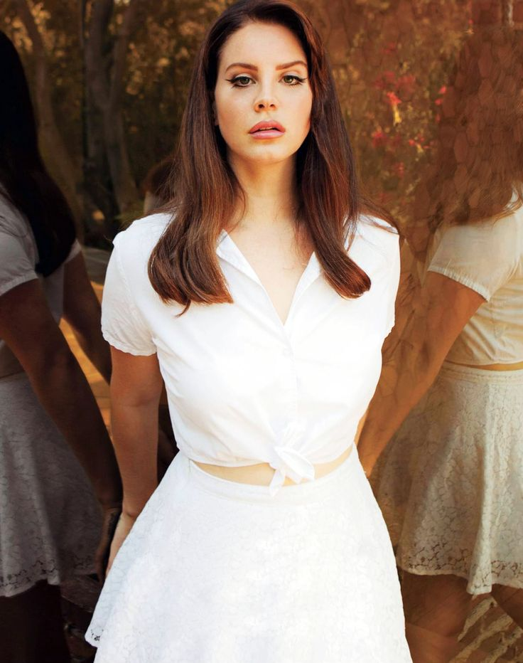 Lana Del Rey by Neil Krug.