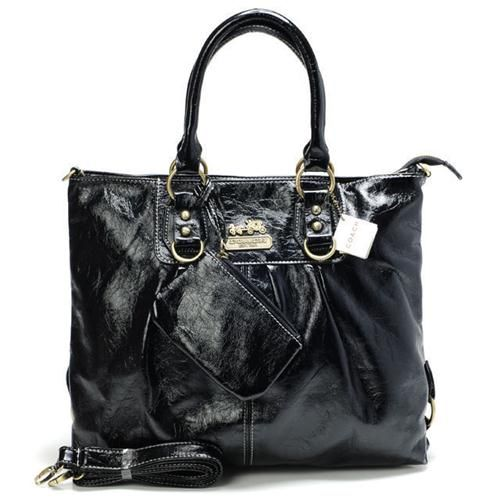 Coach In Smooth Medium Black Satchels CBP [coach 2014#496] - $72.99 : Coach Outlet Stores - Locations of Coach Factory Stores