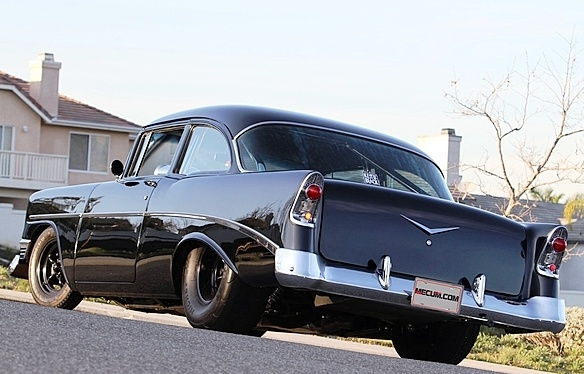Blacked Out 50s Chevy Sweet 1 Chevy Pinterest Chevy