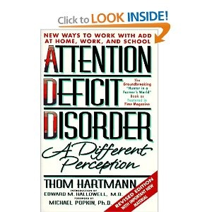 Attention Deficit Disorder: A Different Perception http://www.foreignlanguagelearningdifficulties.com/