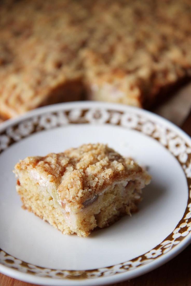 Scandinavian Apple Cake Recipe