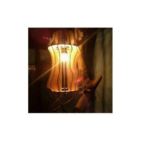 Falcon Lamp