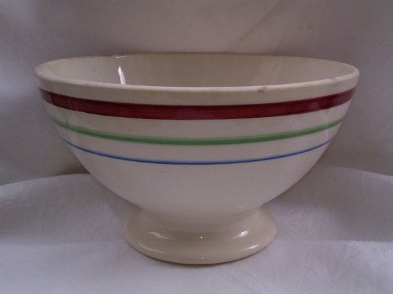 Check Out This Item In My Etsy Https Www Breakfast Bowlsfrench Breakfastvintage