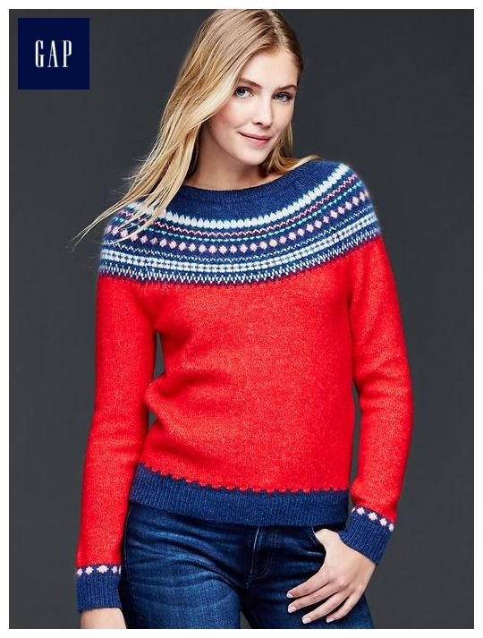 43 best Nordic Sweaters images on Pinterest | Nordic sweater, Fair ...