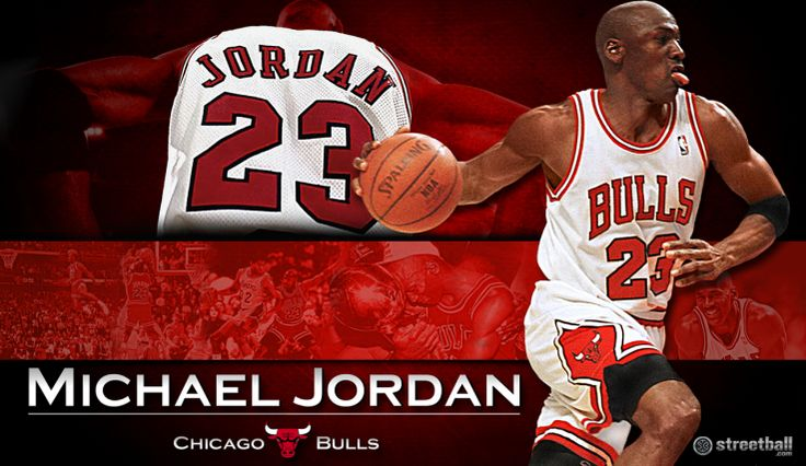 HD Michael Jordan Bulls Wallpaper