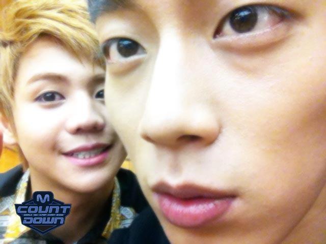 Yoseob and Doojoon