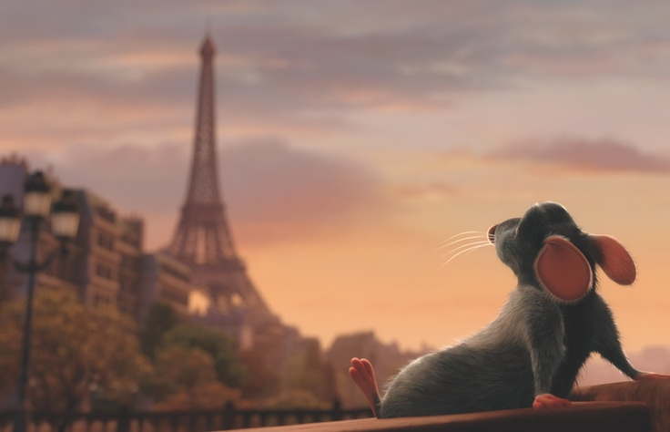 Ratatouille-Themed Attraction Set to Open at Disneyland Paris in 2014: http://di.sn/d8x
