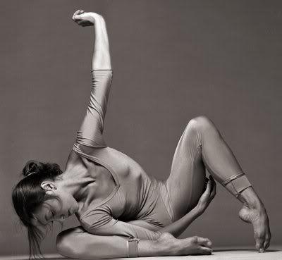 Beautiful pose