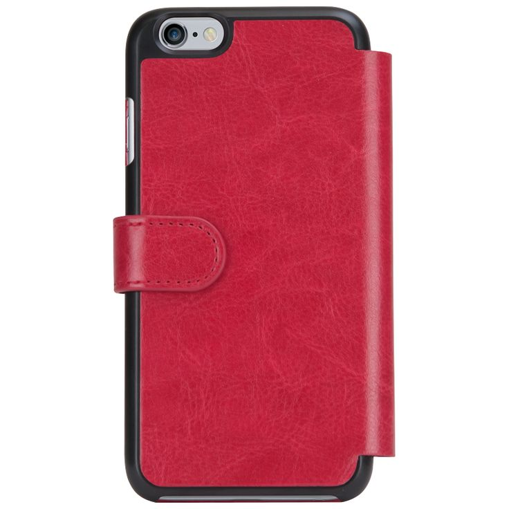 Gecko Wallet iPhone 6 - red