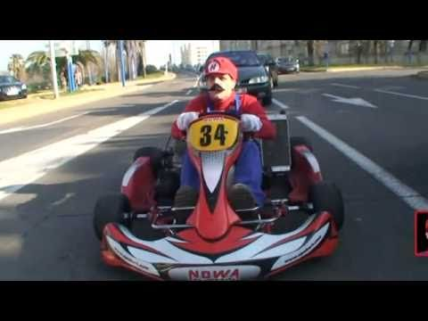 Mario Kart 2 Remi Gaillard 2011... UN MITO!