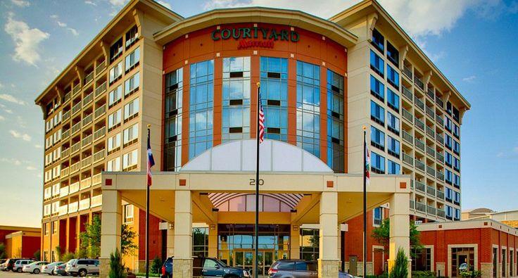 Courtyard Dallas Allen at the John Q. Hammons Center: Allen, TX Business Hotels