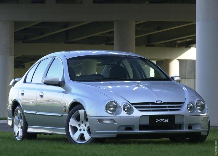 2001 Ford Falcon XR8