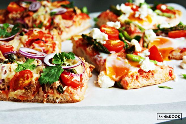 Turks brood pizza StudioKOOK Demi Hageman