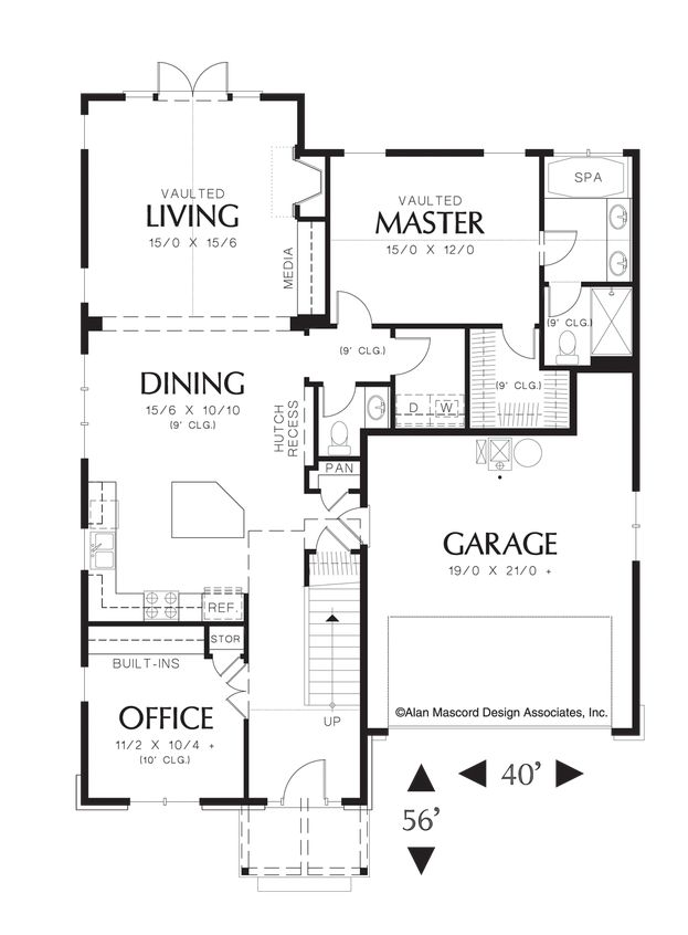 294 best house plans images on pinterest   arquitetura, homes and my