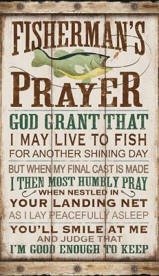 Prayer Word Collage Rustic Wood Signs