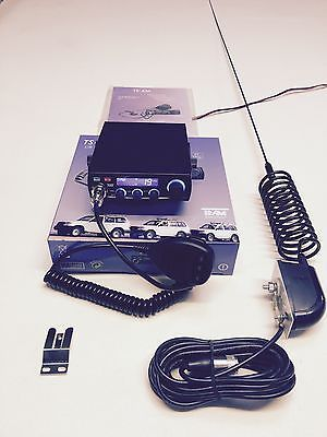 4 x 4 cb radio #am/fm starter kit team #ts-6m springer cb #antenna & side mount,  View more on the LINK: 	http://www.zeppy.io/product/gb/2/222402320173/