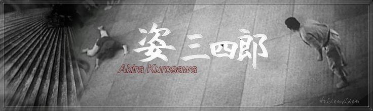 Saga o dżudo / Sugata Sanshiro (1943)