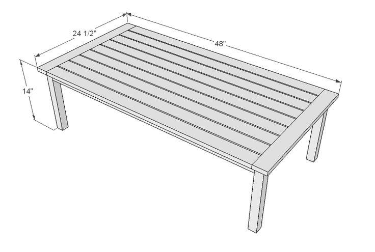 Meubles But Table Basse De Salon ~ Ana Blanc  Construire Un Simple White Outdoor Table Basse  Free And