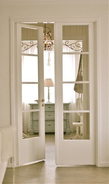 I would like to do a french door on the office door