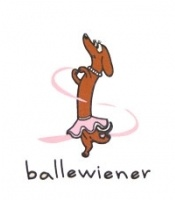 Funny Laugh, Weenie Dogs, Tutu, Funnyness Adorable, Funny Dachshund, Ballewien, Weiner Dogs, Wiener Dogs, Hot Dogs