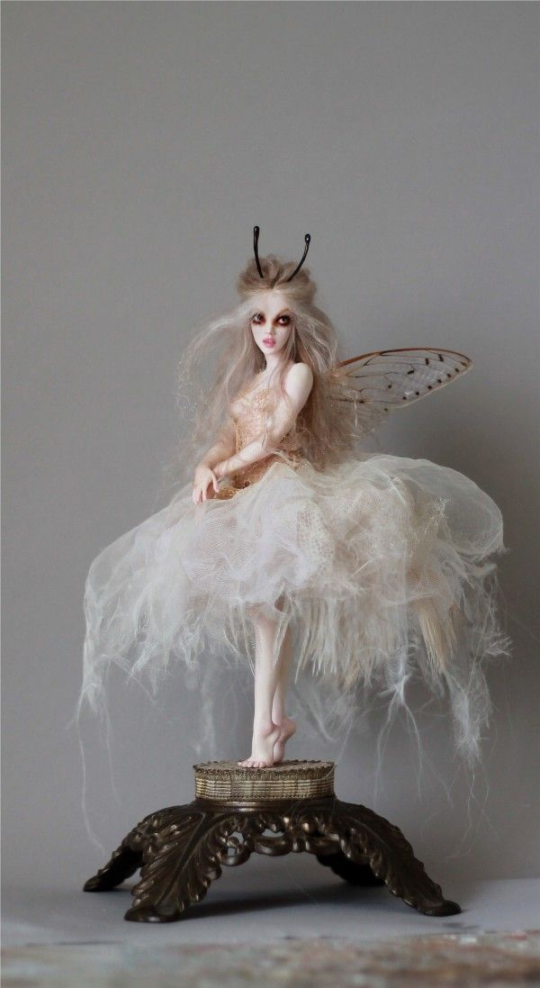 "A Midsummer Nights Dream Shakespeare Faerie ""Cobweb"" by Nicole West just.... stunning. I don't even.... just wow."