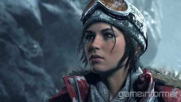 Is Lara Crazy? And Other Questions With Tomb Raider's Writer - Features - www.GameInformer.com