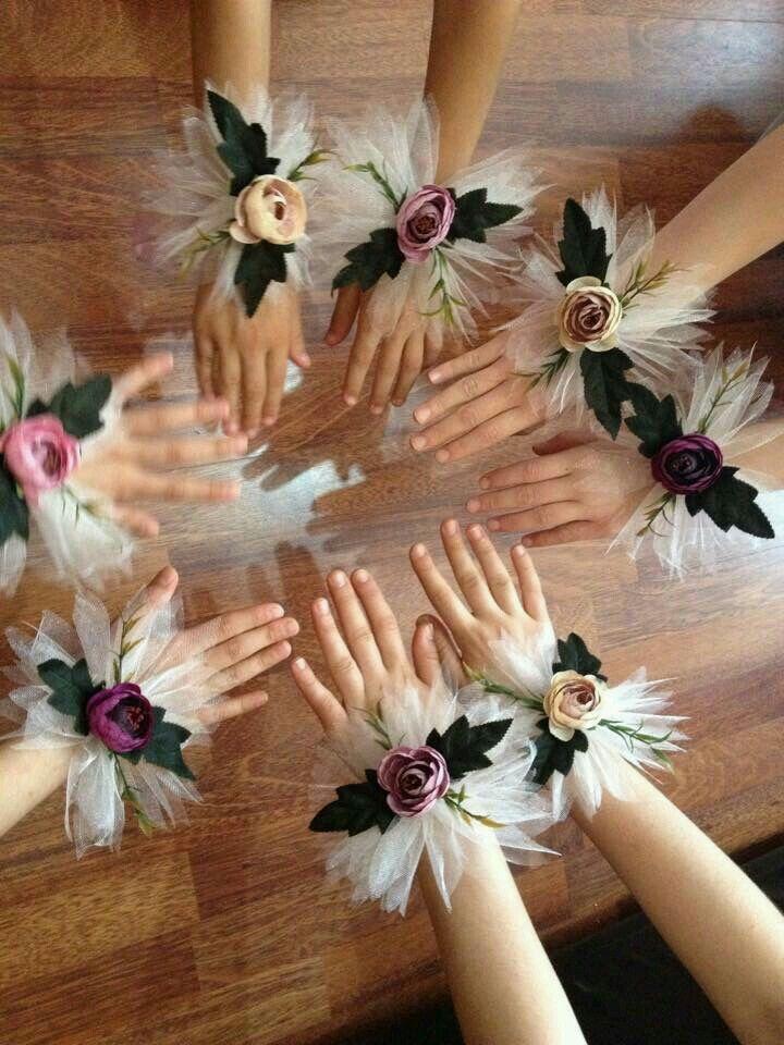 Düğün kına telaşları