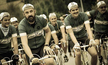 L'Eroica, Italy's retro bike race, is coming to Britain 10 adventure holidays around the world Keen to be more active in 2014? Try something different, such as ice-climbing in Canada, cruising the Ganges or hiking Shakespeare's Way from Stratford to London