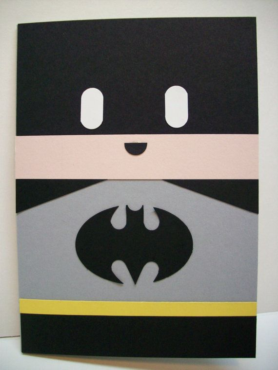 Hey, I found this really awesome Etsy listing at https://www.etsy.com/listing/236903893/batman-dc-comics-kids-birthday-card
