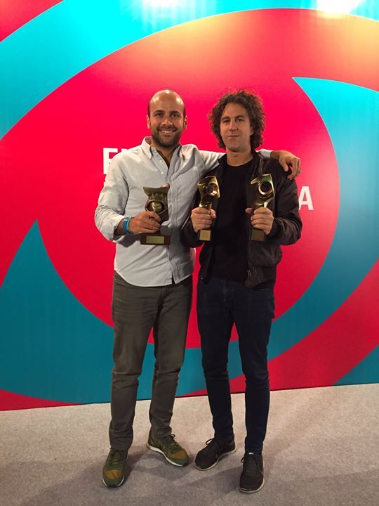 We're very proud to have won 38 awards at this year's El Ojo de Iberoamérica - Well done to our winning agencies!   Special congrats to Hello LOLA on taking home 34 awards including 2 Grand Prix and to Pancho Cassis on being the 3rd most awarded Creative Director!   Full list of results here: bit.ly/1L69wW4