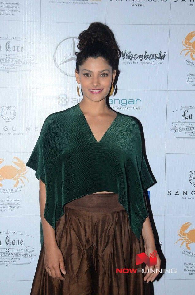 Saiyami Kher and Pooja Hegde grace Four Season's new lounge