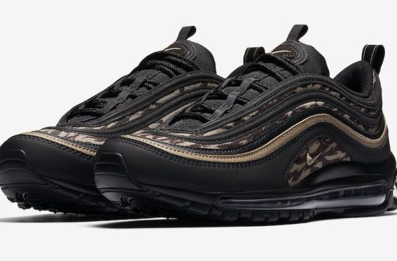 promo code 1ba04 8928b Official Images  Nike Air Max 97 Tiger Camo Pack There was an exclusive  Nike Air