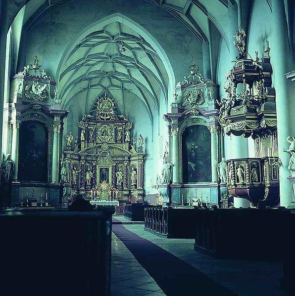 Szeged(hungary) Minorite Church [Szeged city(Alsóvárosi gothic church)]