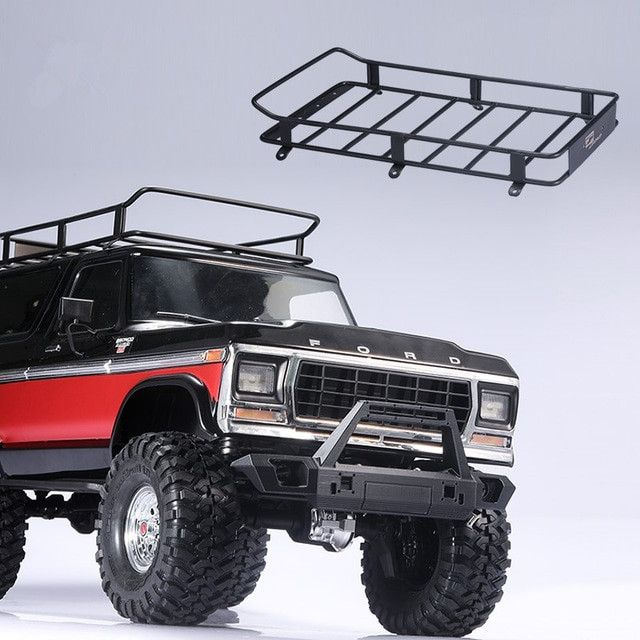 36 Best Of New Ford Bronco Pics Rc Crawler Roof Rack Jeep Wrangler Parts