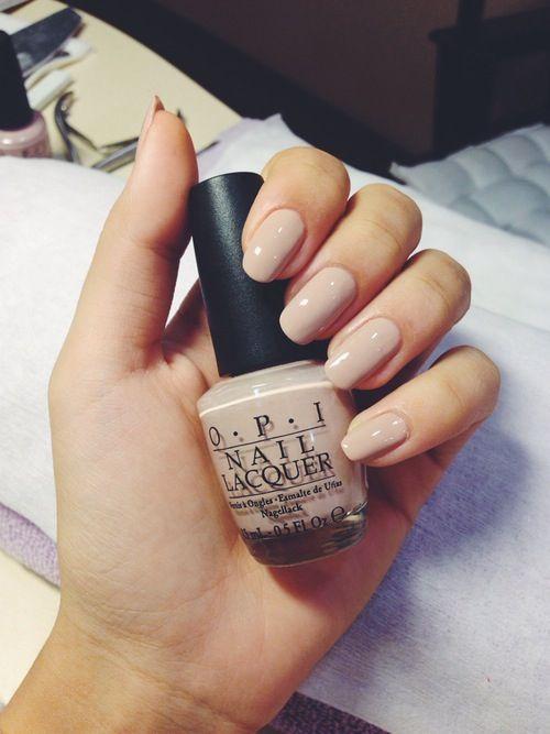 Find more neutral nail inspo at www.fashionaddict.com.au