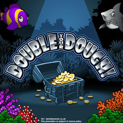 Experience the deep water & gold coins beneath in Double your Dough #slot with incredible #bonus features in store! #cash #casino #gambling https://www.monstercasino.co.uk/game/double-your-dough/