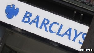 Q: Barclays and bank rates