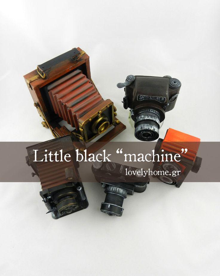 μινιατούρες αντικέ φωτογραφικές μηχανές